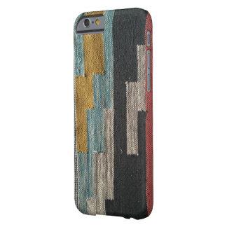 iPhone tejido 6/6s de la textura de los colores Funda Barely There iPhone 6
