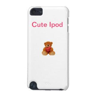 IPod lindo - peluche lindo Funda Para iPod Touch 5