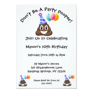 Ir de fiesta la invitación de la fiesta de