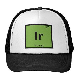 Ir - Símbolo de la tabla periódica de la química d