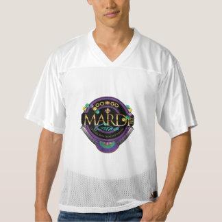 IR-VA el jersey del fútbol del carnaval