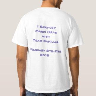 IR-VA la camiseta de los hombres del carnaval