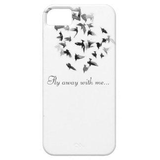 Ir volando conmigo… iPhone 5 Case-Mate funda