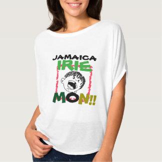 Irie lunes de Jamaica Camiseta