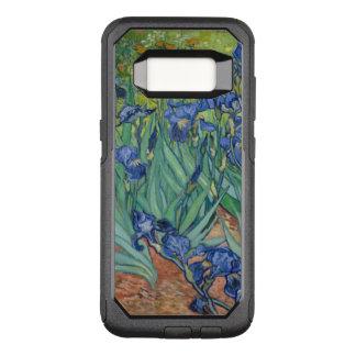 Iris de Van Gogh Funda Otterbox Commuter Para Samsung Galaxy S8