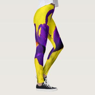 Iris holandés leggings