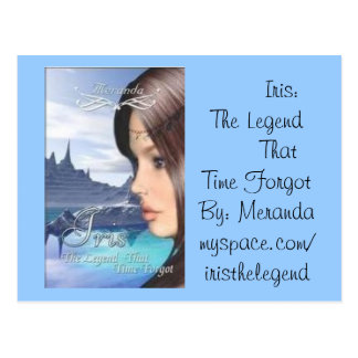 Iris: La leyenda que el tiempo olvidó Postal