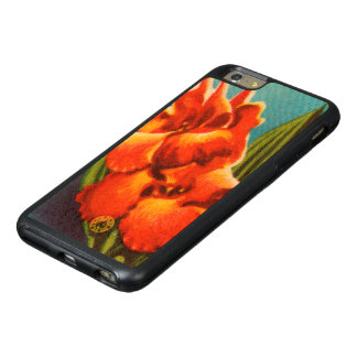 Iris rojo funda otterbox para iPhone 6/6s plus