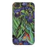 Iris, Santo-Remy, Van Gogh iPhone 4/4S Funda