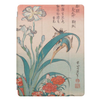 Iris y rosas salvajes GalleryHD del martín Cubierta Para iPad Pro