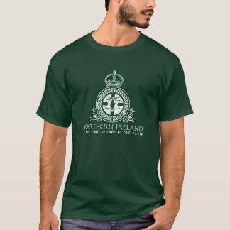 Irlanda del Norte - diseño céltico del ropework Camiseta