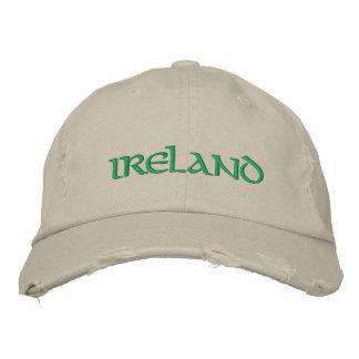 Irlanda Gorras De Béisbol Bordadas