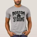 Irlandés fuerte del trébol de Boston Deco Camisas