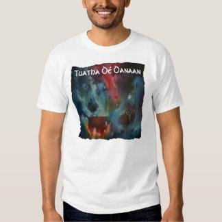 Irlandés Tuatha Dé Danaan Camisetas