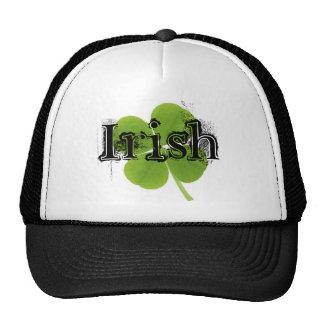 Irlandés urbano gorras