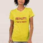 Irreal Camisetas