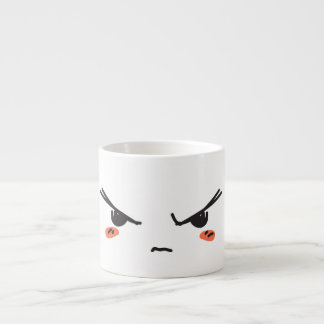 Irritable y grampy taza de espresso