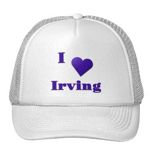 Irving -- Azul de medianoche Gorras