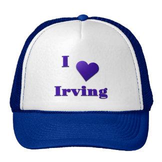 Irving -- Azul de medianoche Gorras De Camionero