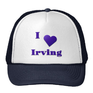 Irving -- Azul de medianoche Gorro De Camionero