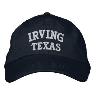 Irving Gorra De Béisbol Bordada