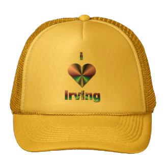 Irving -- Púrpura y turquesa Gorras