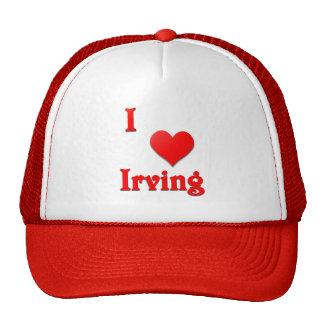 Irving -- Rojo Gorras