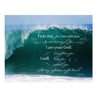 Isaías 41 10 postales del verso de la biblia