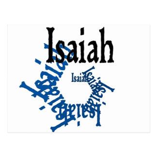 Isaías Postal
