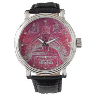 ISIS, rojo de la antigüedad Relojes