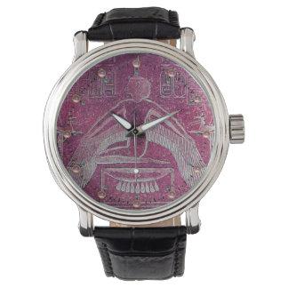 ISIS, rosa de la antigüedad Relojes De Pulsera