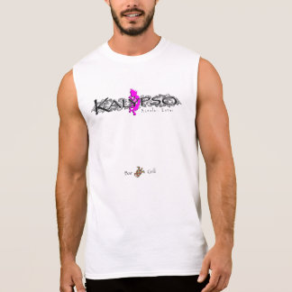 Isla de Kalypso Kane floral Camiseta Sin Mangas
