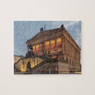 Isla de museo en Berlín Puzzle