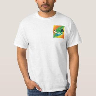 Isla de Oahu del reggae de Hawaii Camisetas