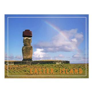 Isla de pascua (Rapa Nui) Chile Postales
