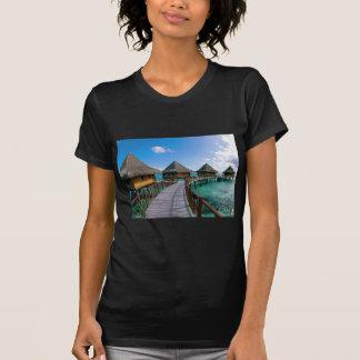 Isla de Polinesia Camisas
