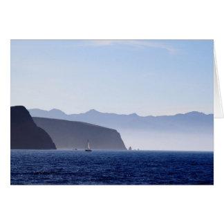 Isla de Santa Cruz Felicitacion