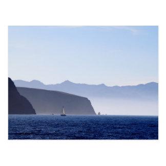 Isla de Santa Cruz Tarjetas Postales