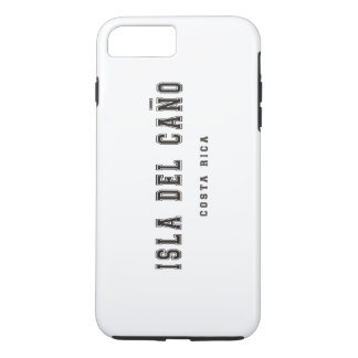 Isla del Caño Costa Rica Funda iPhone 7 Plus