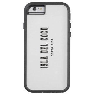 Isla del Coco Costa Rica Funda Tough Xtreme iPhone 6