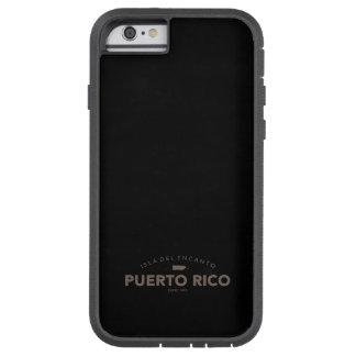 Isla del Encanto, Puerto Rico Funda Para iPhone 6 Tough Xtreme