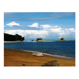 Isla Espiritu Santo las Perlas Panamá de Islas Postales