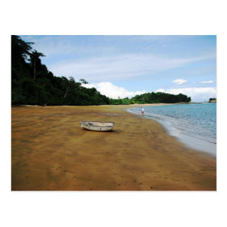 Isla Espiritu Santo, las Perlas, Panamá de Islas Postal