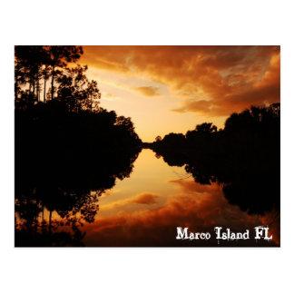 Isla FL de Marco Postal