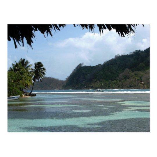Isla grande, Panamá Postal