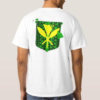 Isla Kanaka tribal Maoli Camiseta