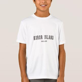 Isla Palau de Koror Camiseta