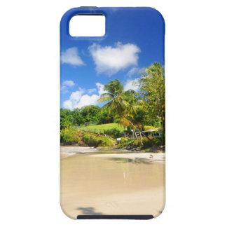 Isla tropical en Cabo Verde Funda Para iPhone SE/5/5s