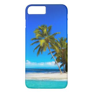Isla tropical funda iPhone 7 plus