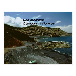 Islas Canarias de Lanzarote Postal